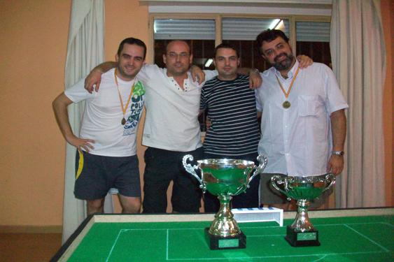 entrega de trofeos