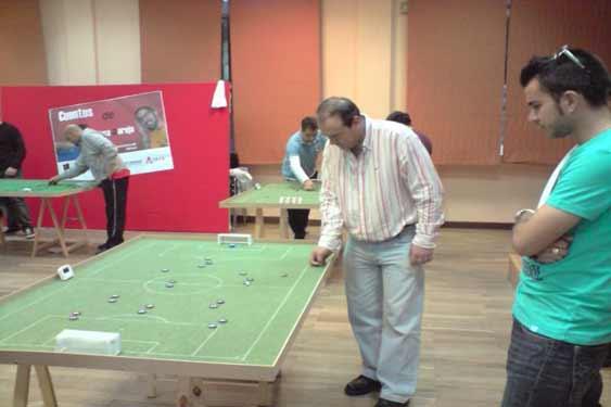 Jornada 1 Futbolchapas Alcala