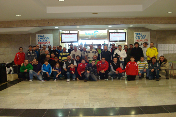 Participantes I Torneo CC El Val