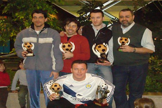 Podium I Torneo CC El Val