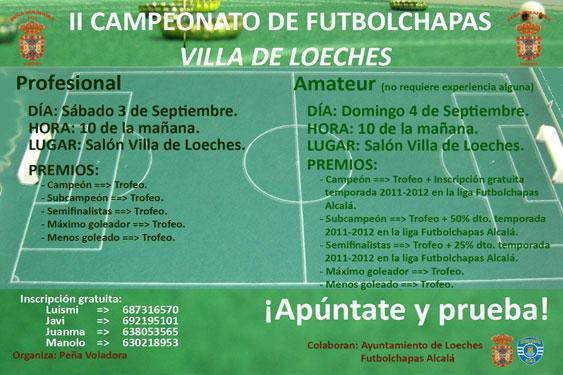 II Torneo Villa de Loeches