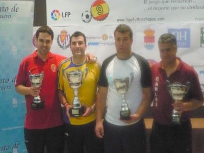 Podium Campeonato